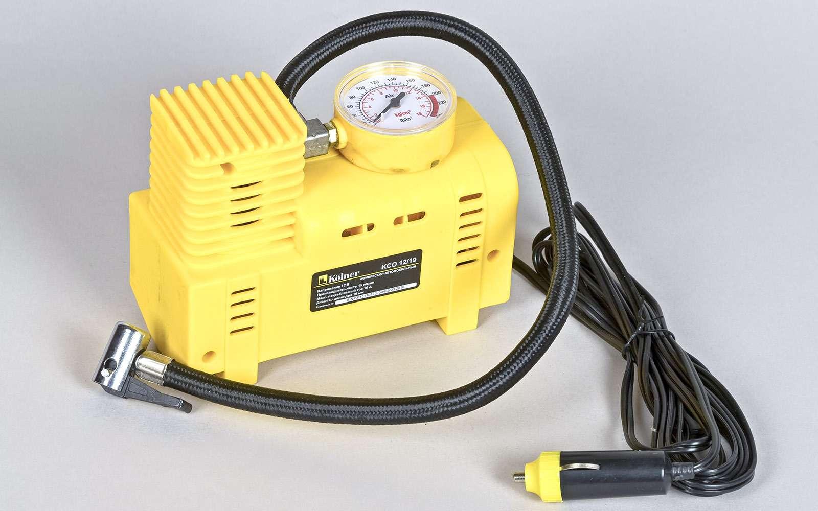 Тест бюджетных шинных компрессоров: неправильные пчелы— фото 708492