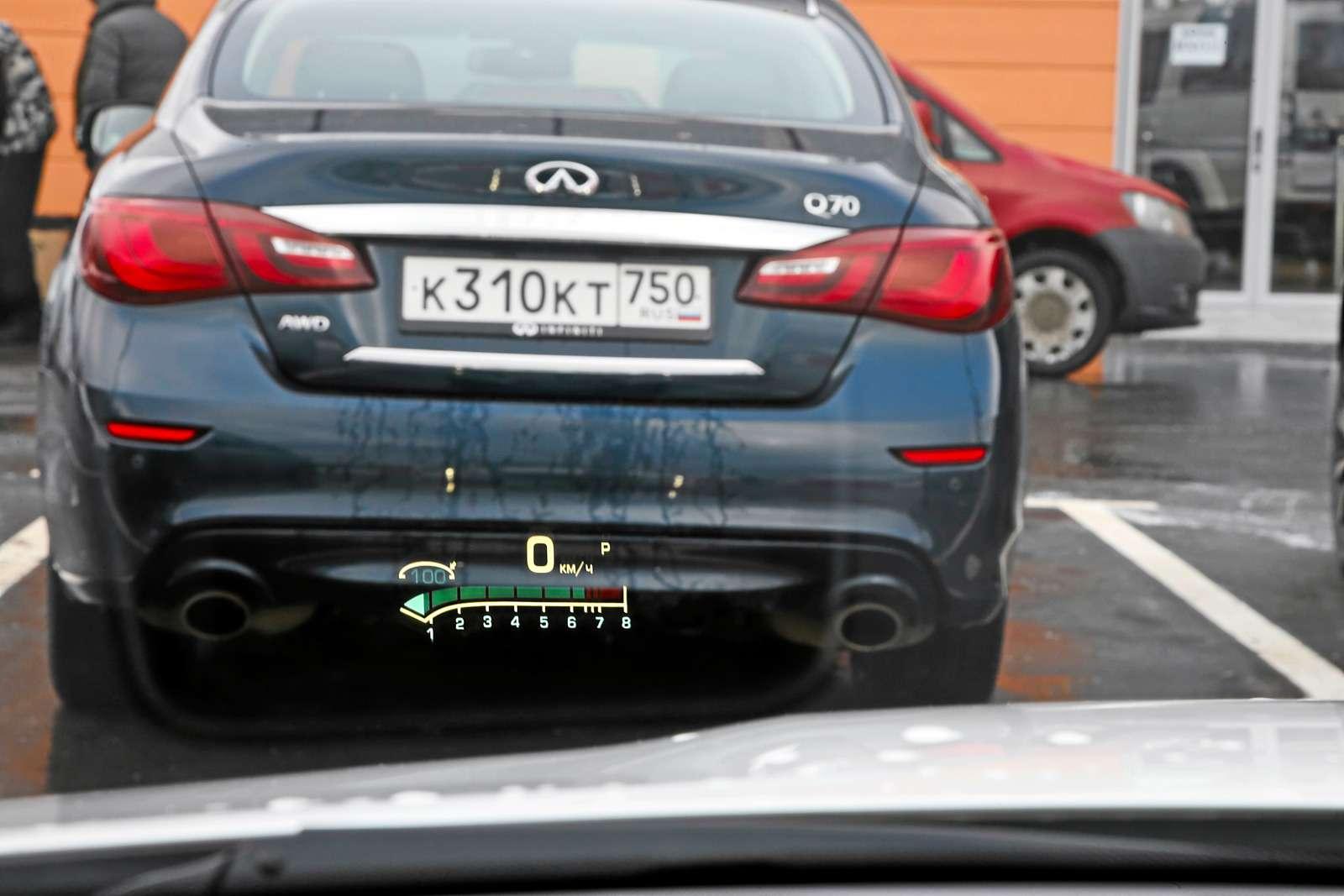 Схватка бизнес-седанов: новый Jaguar XFпротив Infiniti Q70и Cadillac CTS— фото 574453