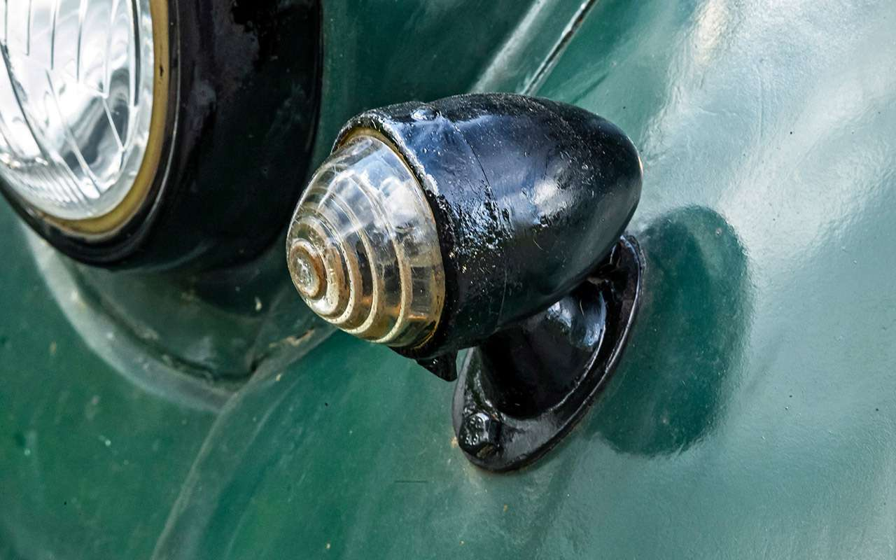 Свой парень: ретротест грузовика  ГАЗ-51— фото 845818