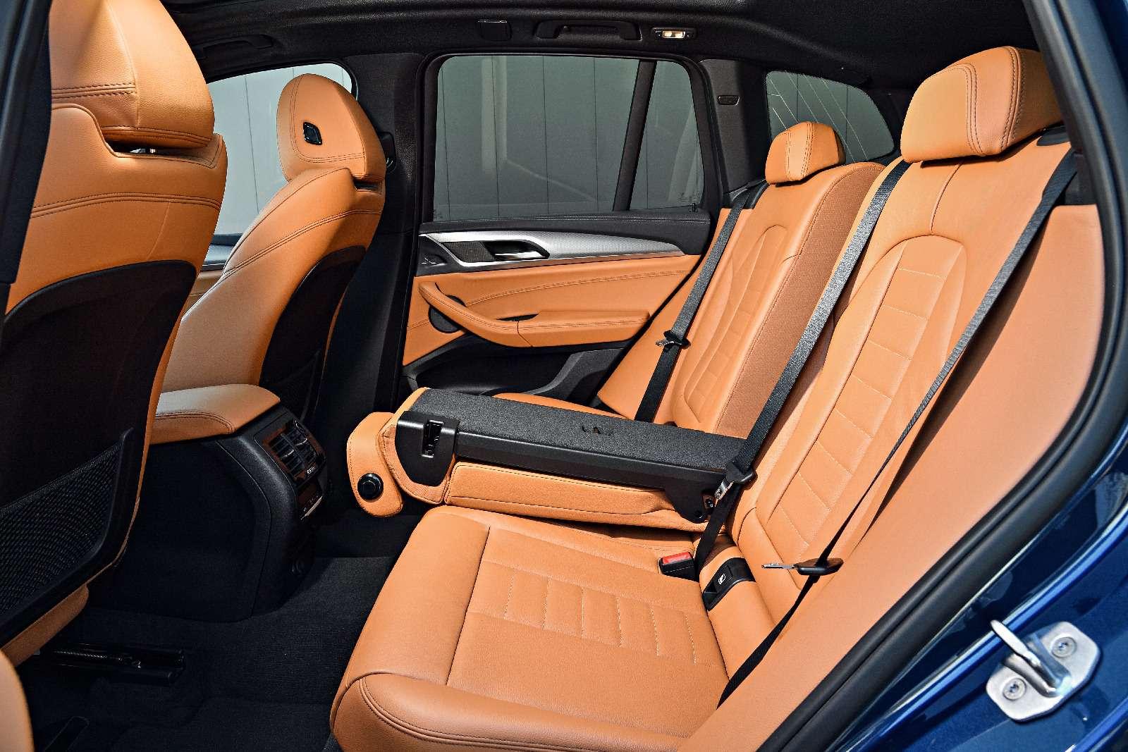 Новый BMW X3оказался крупнее старого Х5— фото 768549
