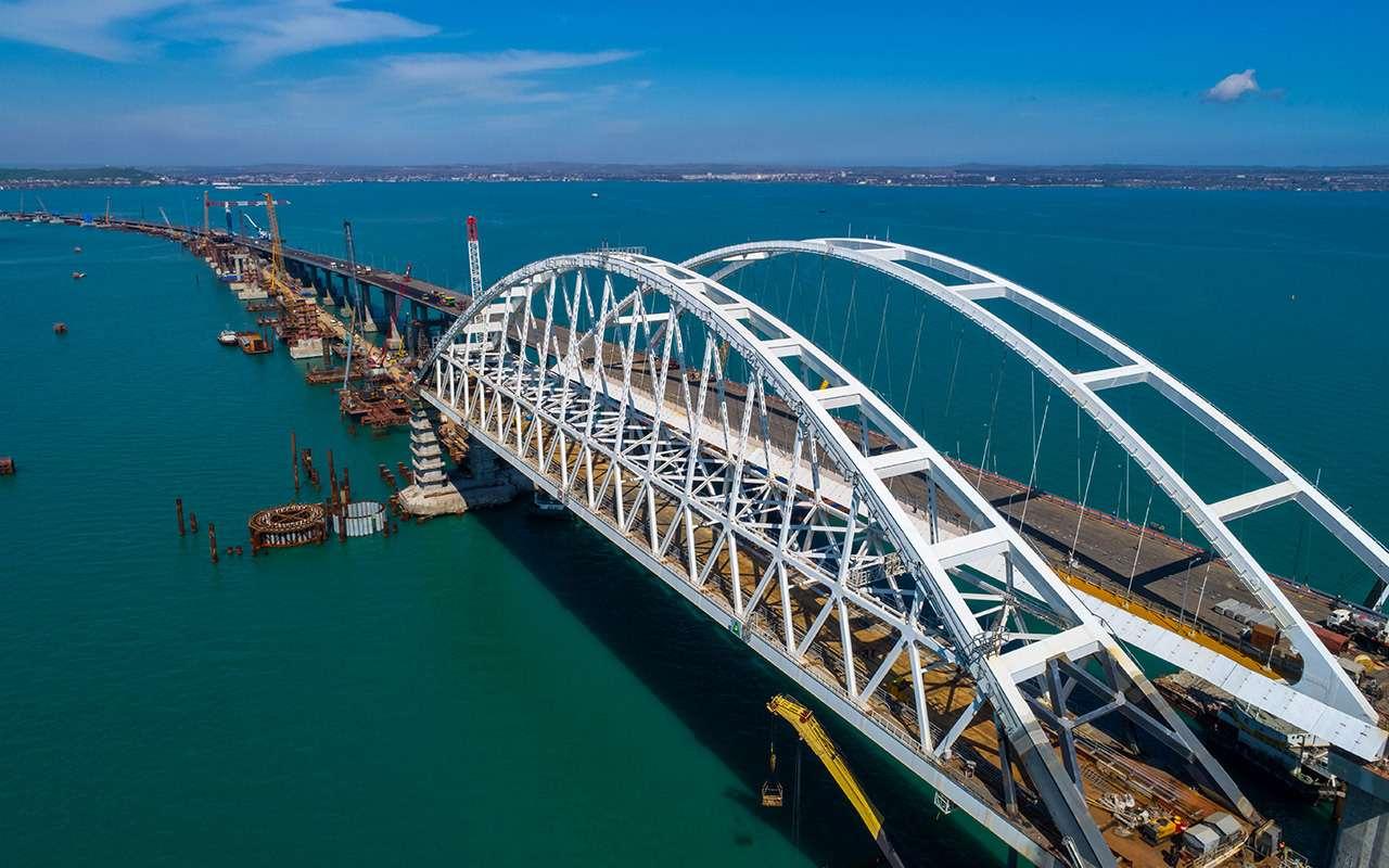 12вопросов про Крымский мост иодин— про универсалы Лада Веста— фото 865576