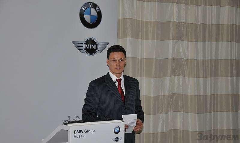 BMWне страшна турбулентность вэкономике— фото 6298