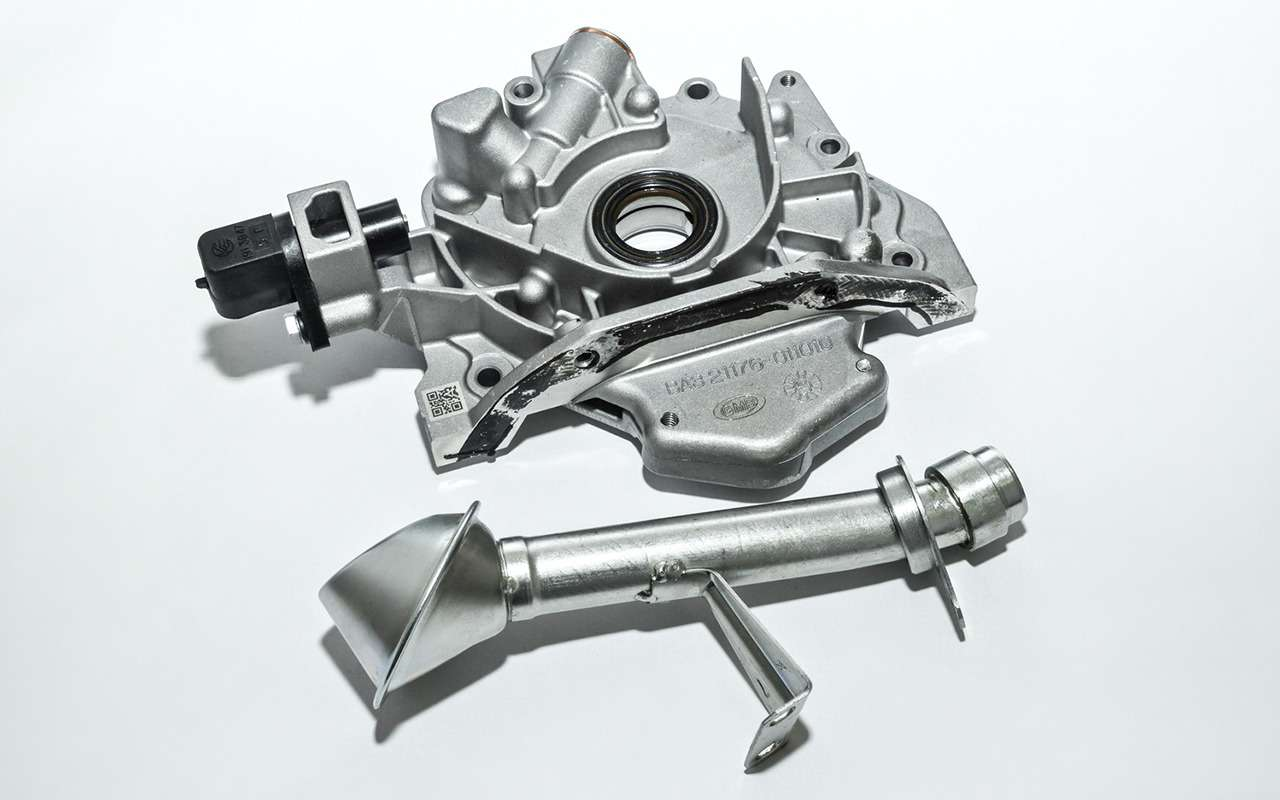 10фатальных проблем топового двигателя Весты— фото 1273963