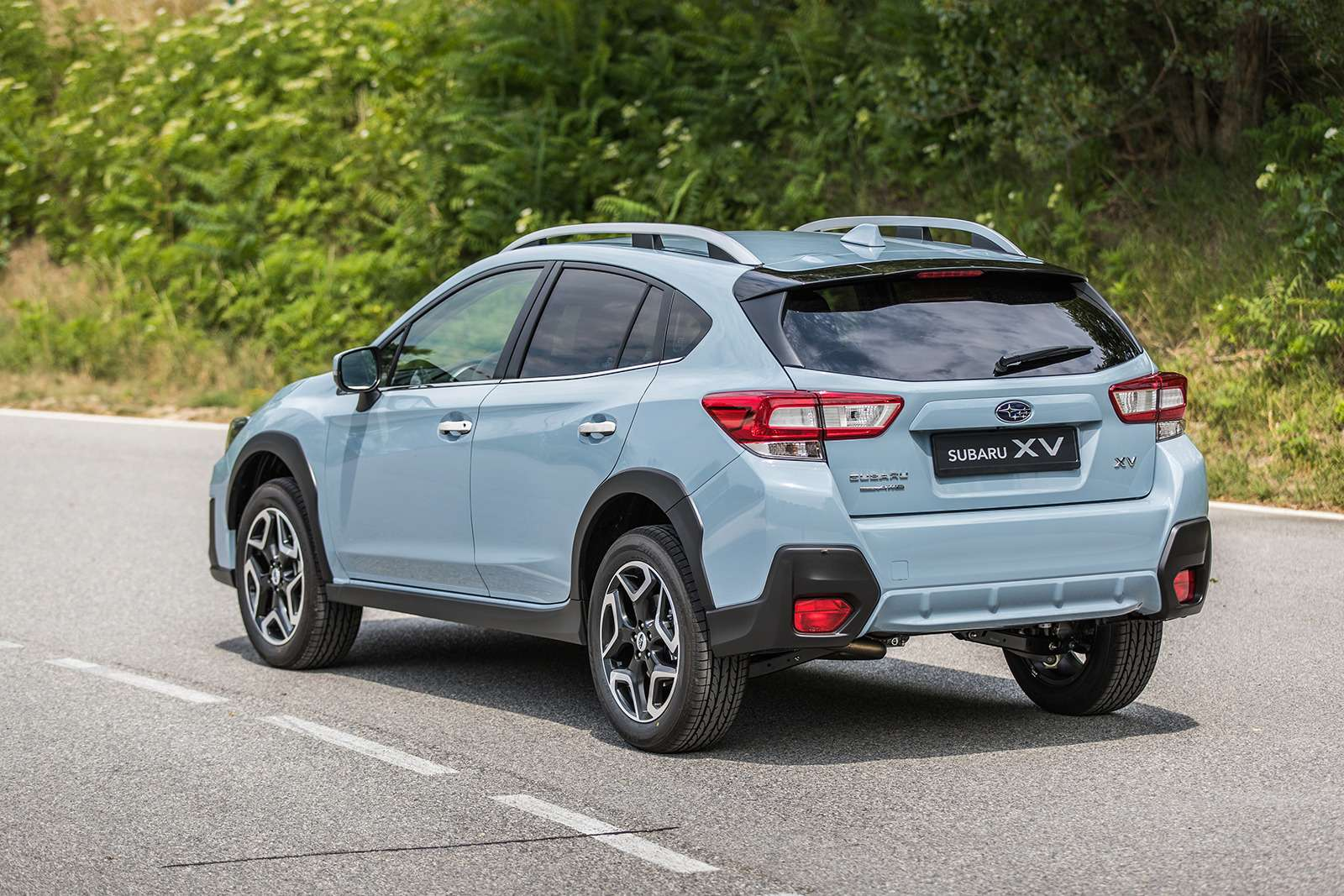 Subaru рассказала оновом XVдляРоссии— фото 794760