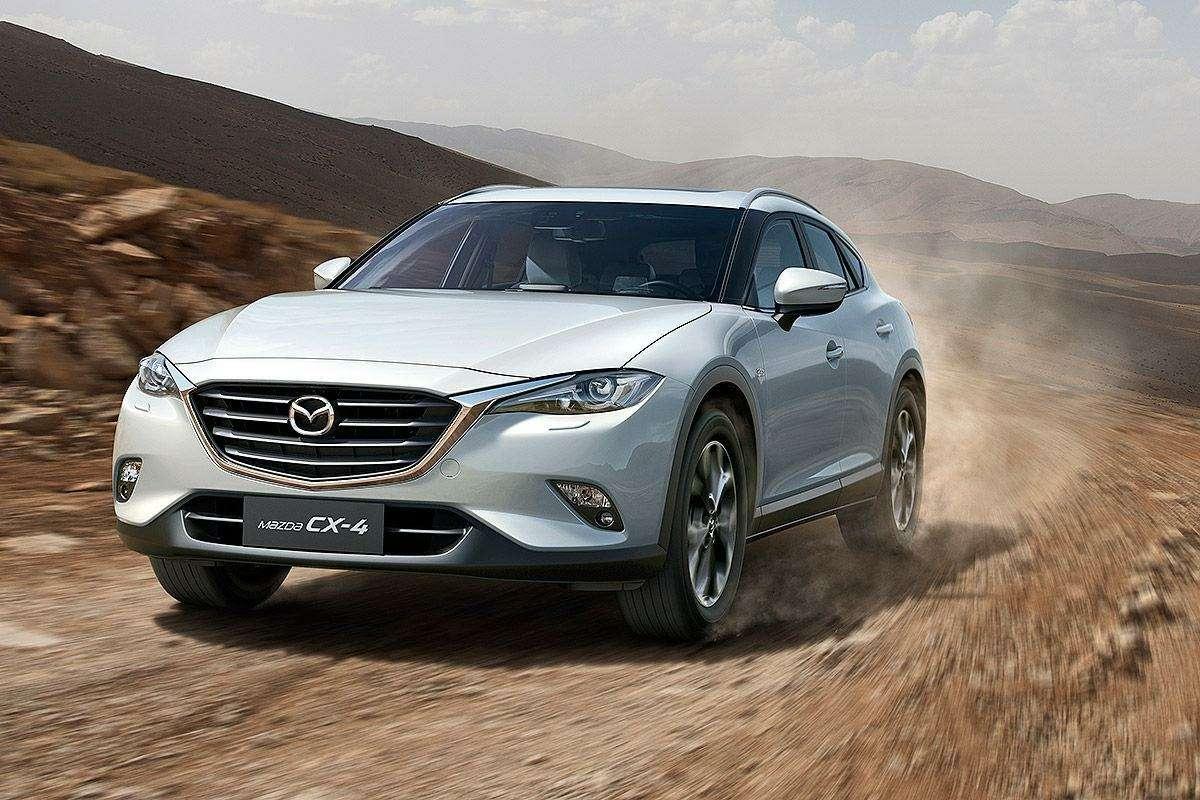Даримператору: Mazda CX-4 предпочла Китай Западу— фото 579973
