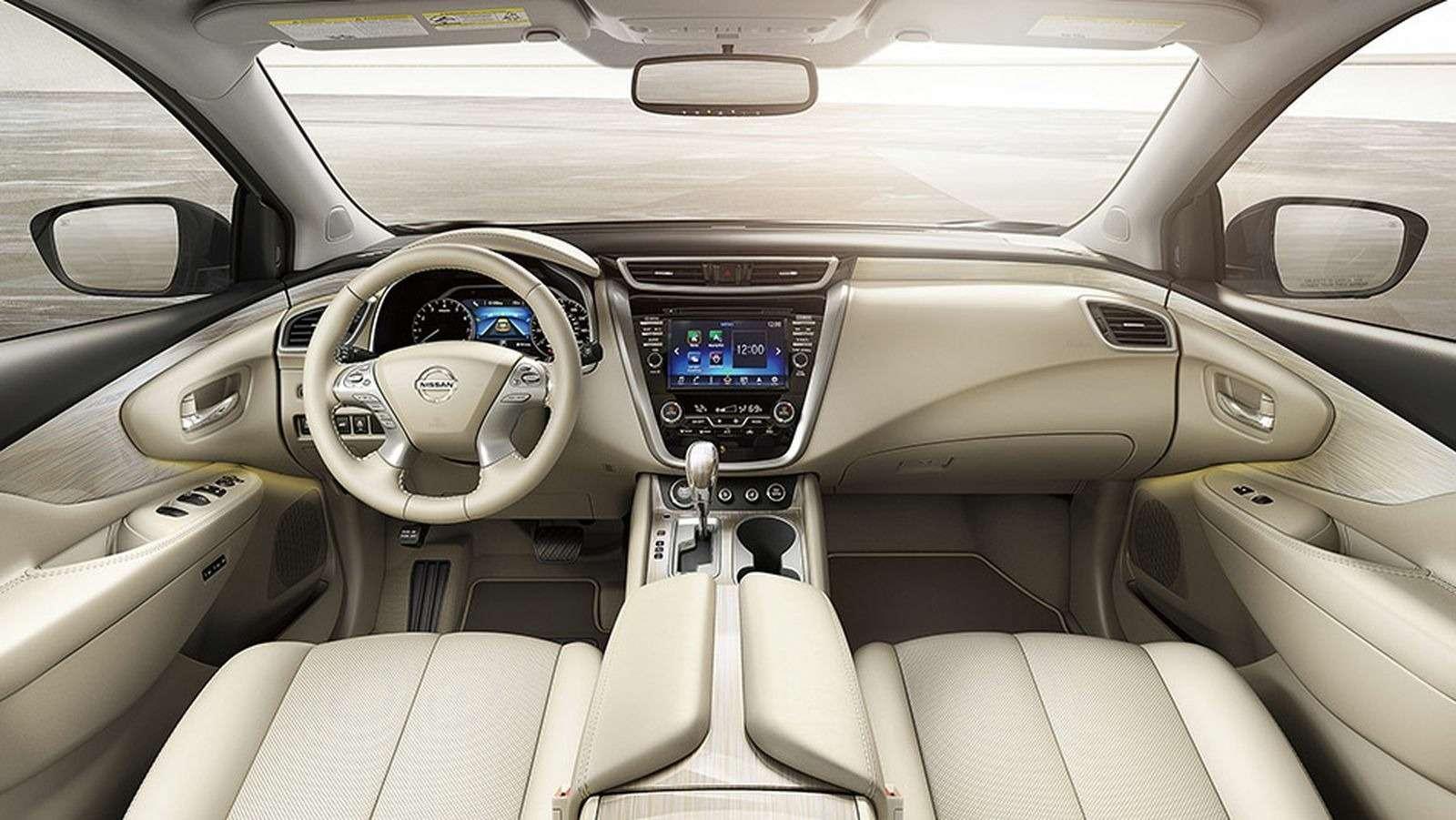 Nissan может начать выпуск нового поколения Murano вПетербурге— фото 369050