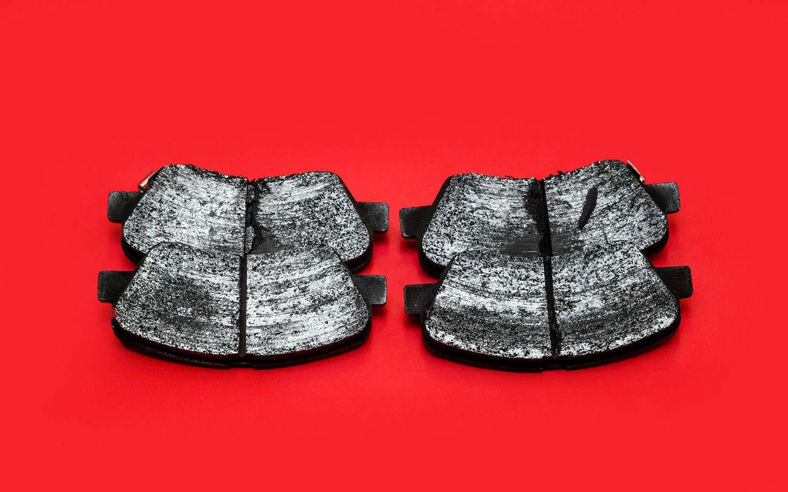 Тест тормозных колодок дляСоляриса иРио: горячая линия— фото 623318