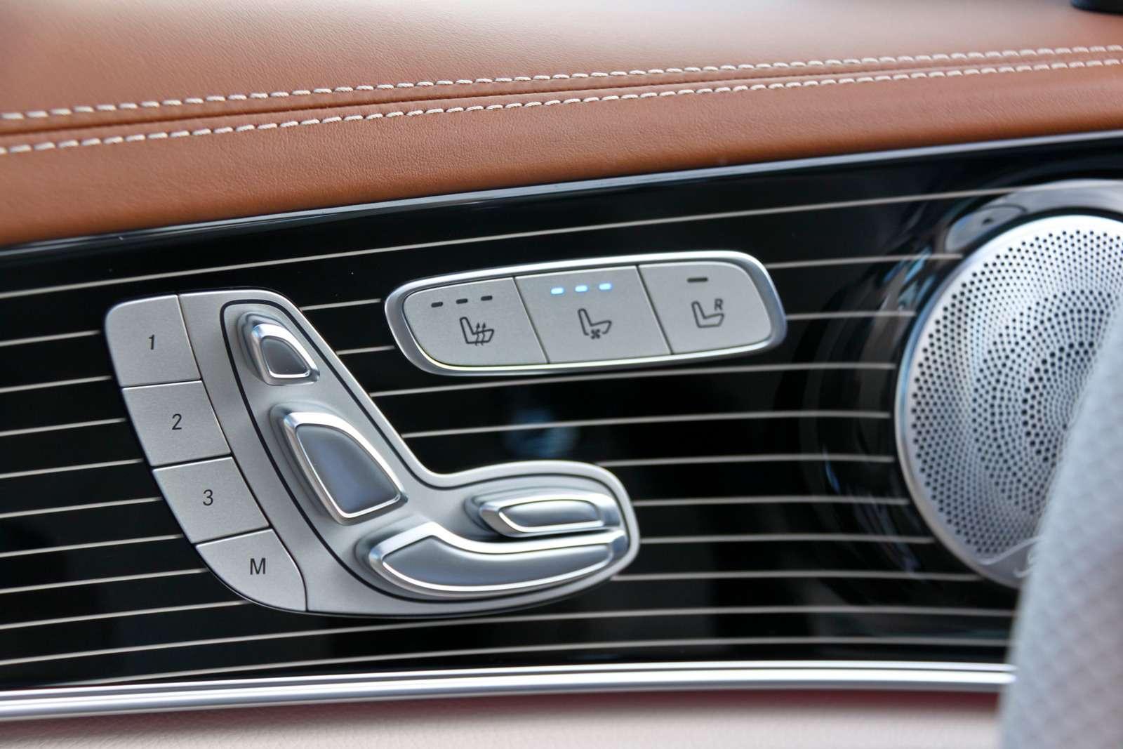 Новый  Mercedes-Benz E-класса: сравниваем версии— фото 570039
