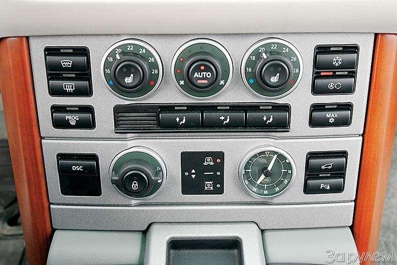 Тест Mercedes-Benz ML350, Range Rover. Посторонним в...— фото 68077
