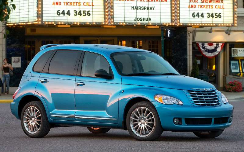 Chrysler PT Cruiser, 2000-2010
