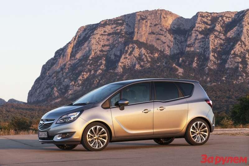 Opel Meriva 288472