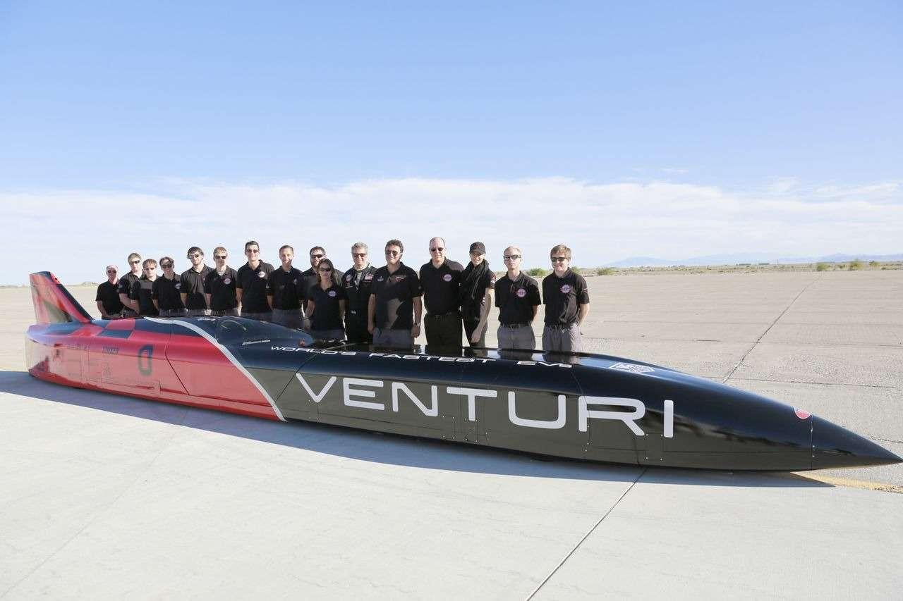 Имбы внебо— самые быстрые автомобили Земли— фото 811665
