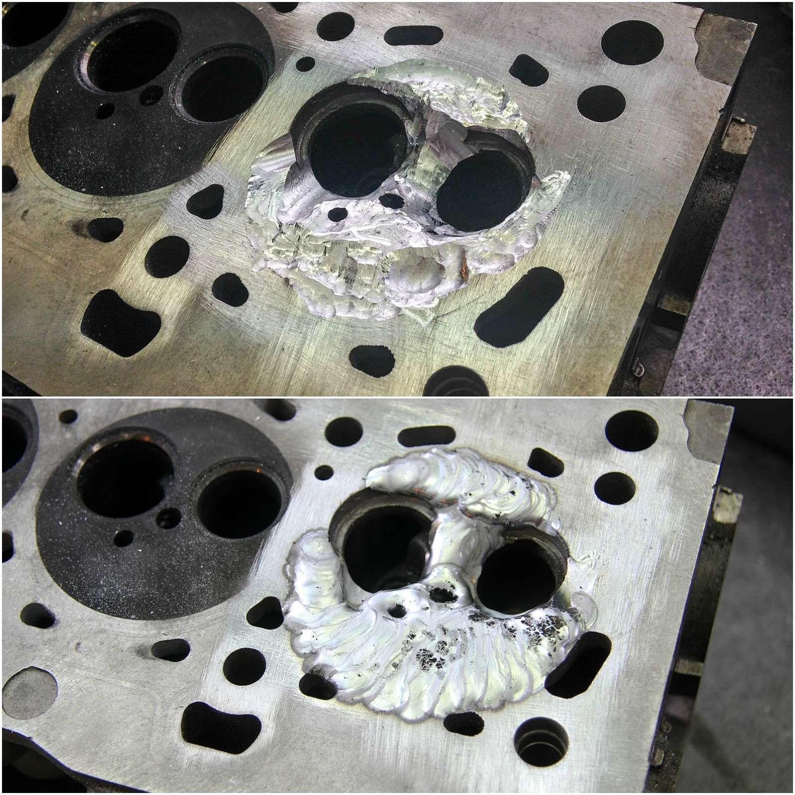Каквосстанавливают двигатели спомощью сварки— фото 613423