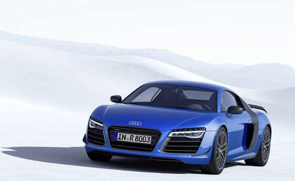 Audi R8LMX