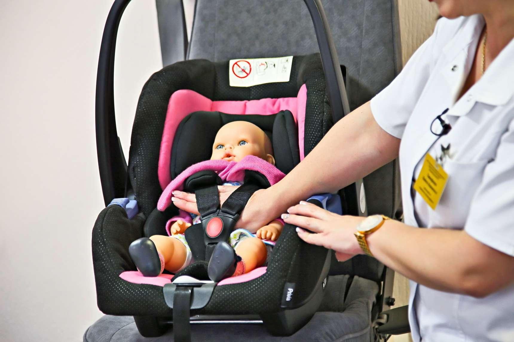 Какправильно перевозить грудных детей вавтомобиле— фото 584303
