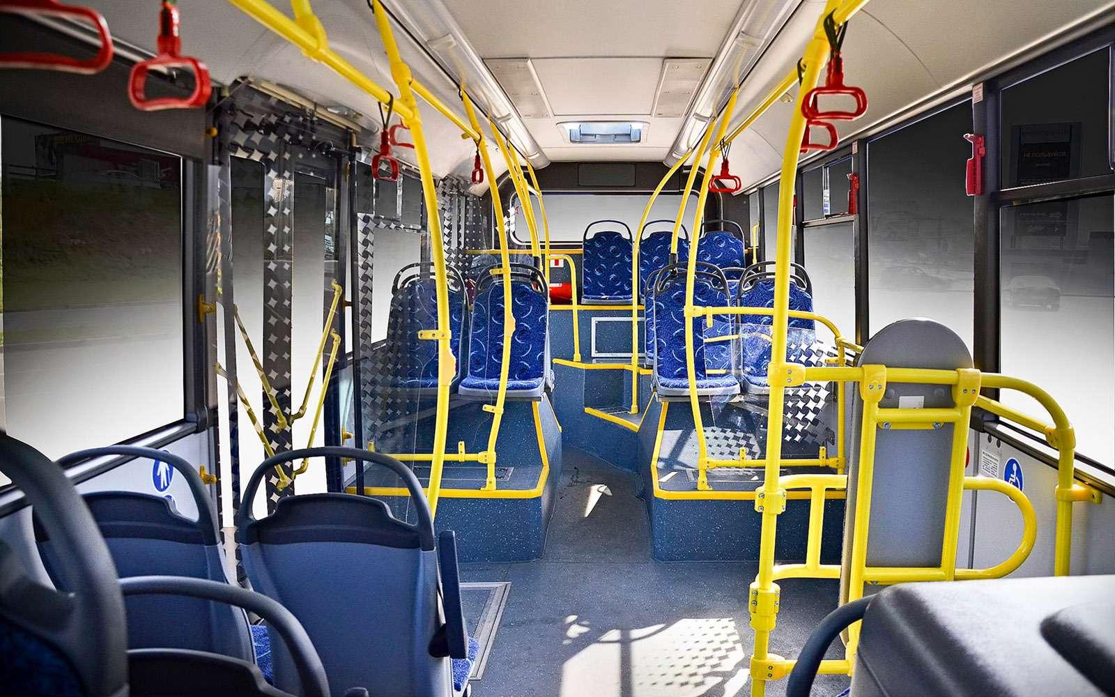 Низкопольные автобусы ЛиАЗ: легким шагом— фото 736757