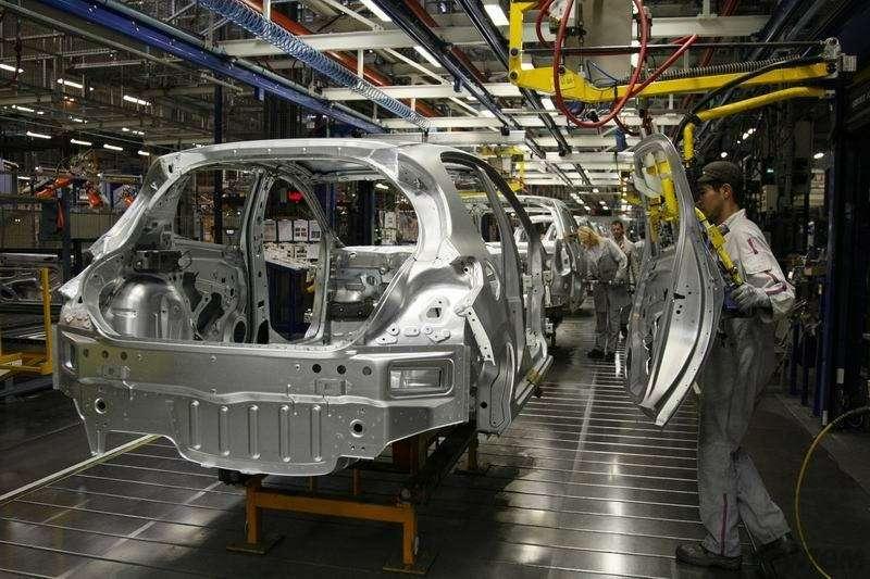 Завод Peugeot вСошо— фото 90229