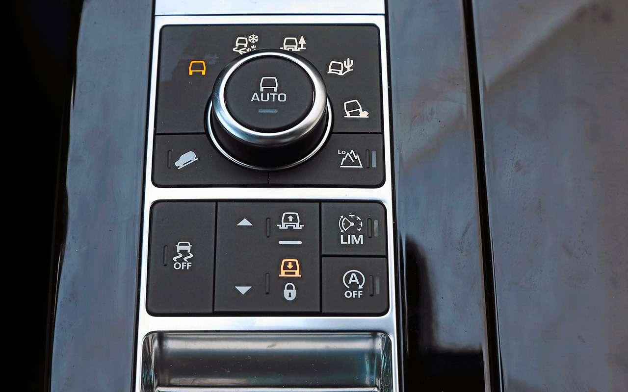 Новый VWTouareg, Land Rover Discovery иLexus RX350: большой тест-драйв— фото 899438