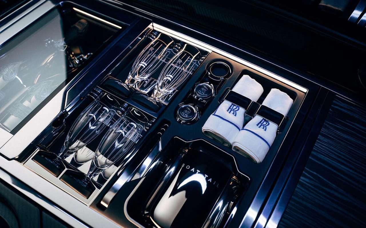Rolls-Royce создал самое изысканное место дляпикника наЗемле— фото 1249791