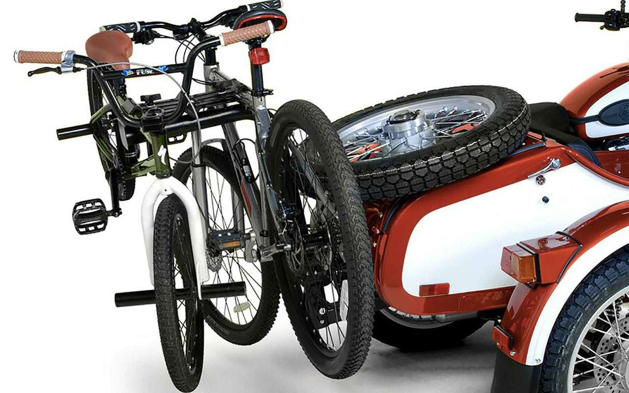 Новый мотоцикл Урал— специально длявыходных— фото 1168216