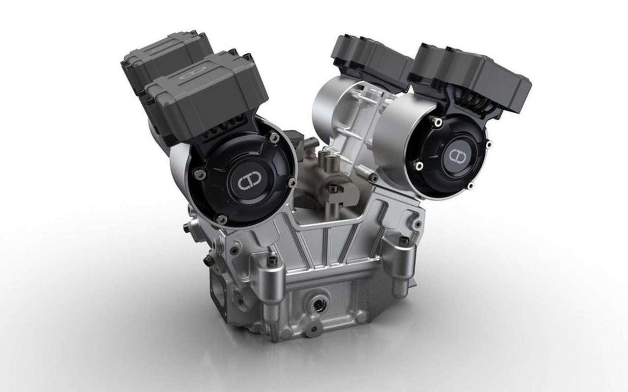 Цифровые клапаны значительно улучшат двигатели— фото 933749