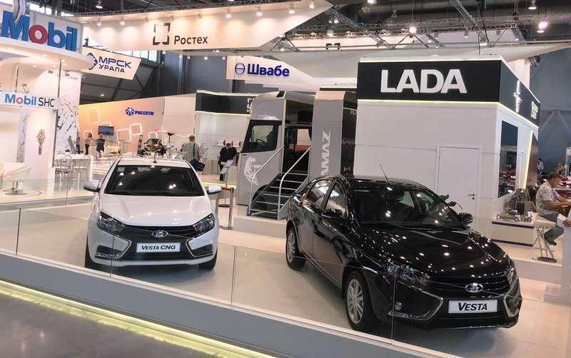 Lada Vesta получила две новые версии