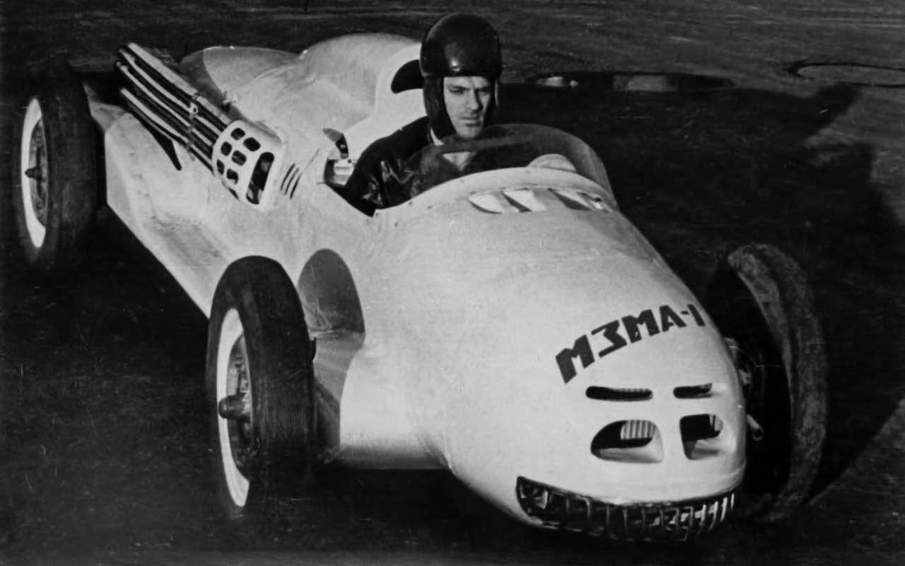 Циклоп, Победа-Спорт, Эстония-21...— самые быстрые спорткары СССР— фото 824425