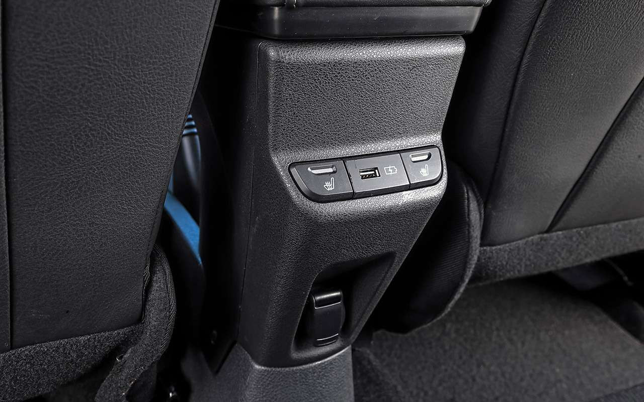 Lada Largus 2021с новым мотором: тест-драйв ивидео— фото 1239634