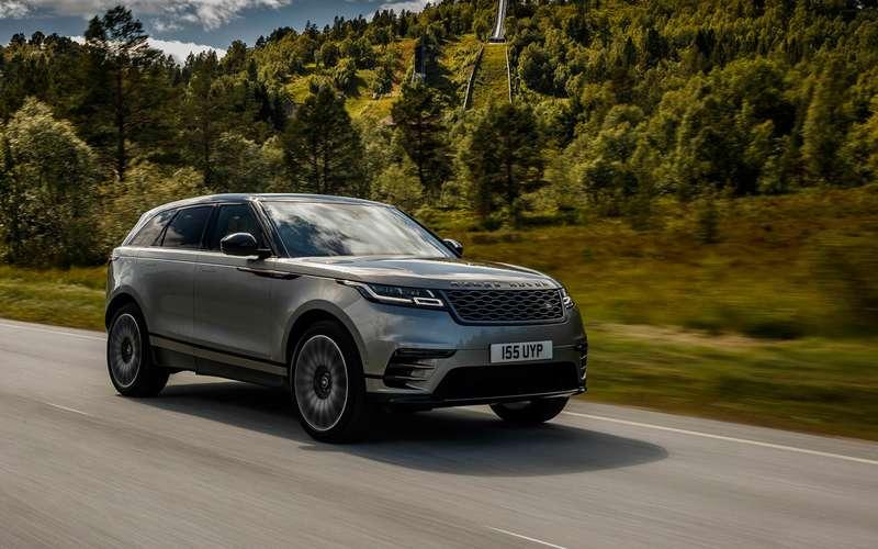 Range Rover Velar получил новые моторы исистемы