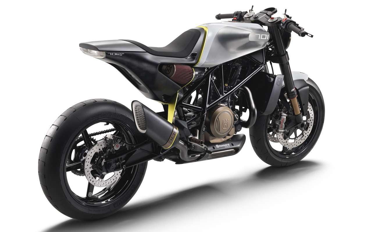 9 крутых мотоциклов, которые скоро появятся впродаже— фото 940910