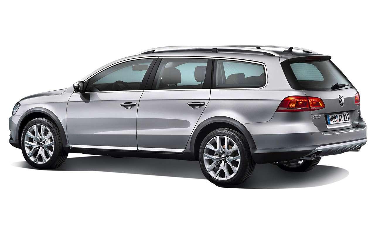 Что взять замиллион? Новый Largus против 10-летнего Volvo— фото 1256791