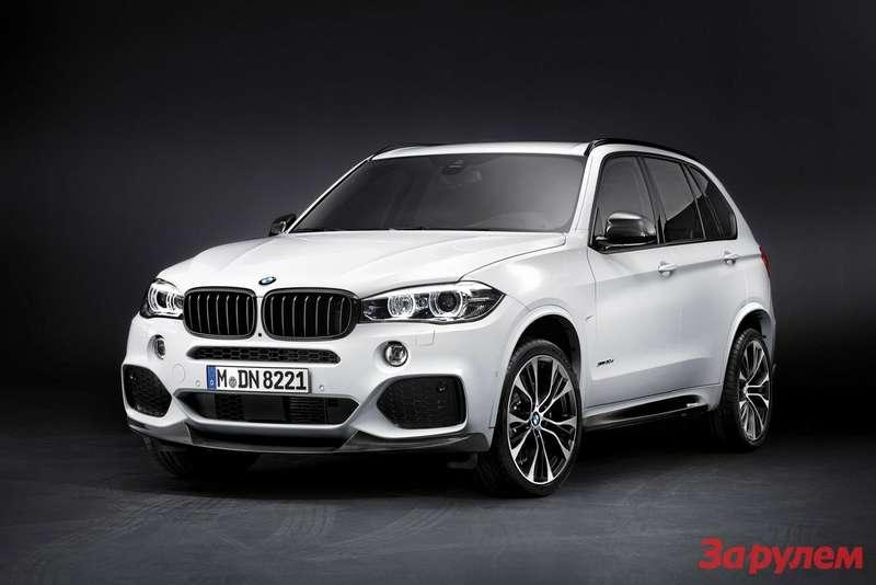 BMWX5M Performance Parts