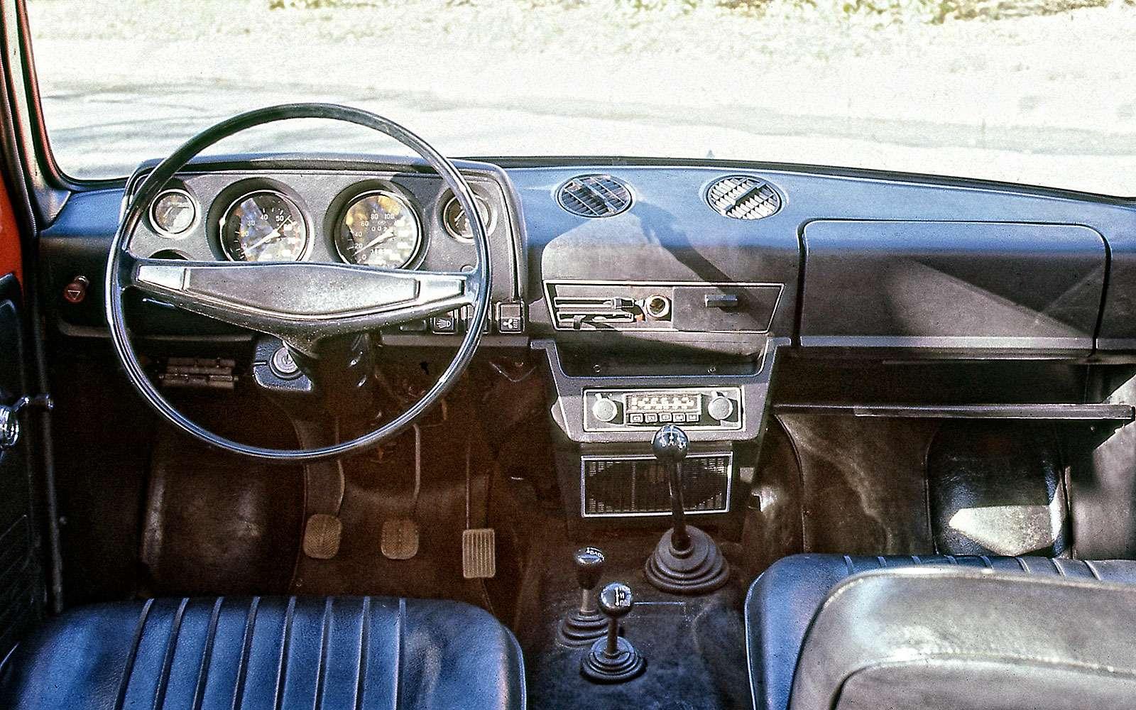 Lada 4x4: лучшее, что сней произошло за42года— фото 961012