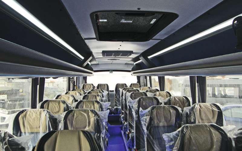 Небольшой автобус Неман 4202— опыт эксплуатации