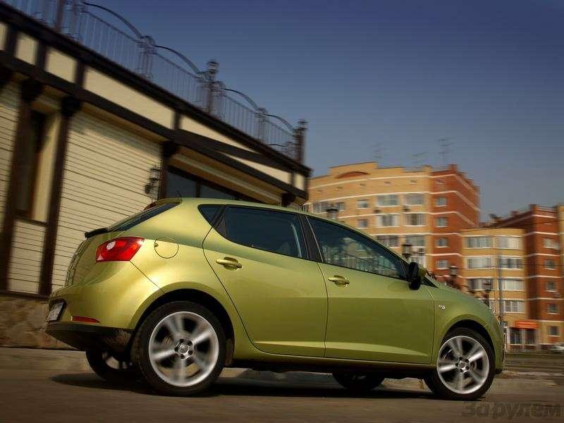 SEAT New Ibiza: SEAT не Volkswagen?— фото 6686