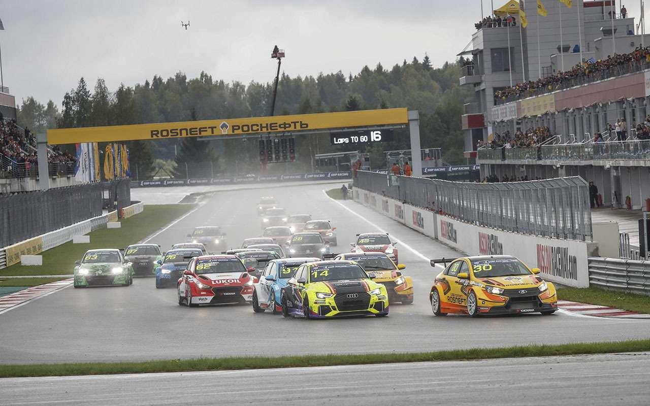 Рисковая стратегия икомандные игры: как наMoscow Raceway решалась судьба побед СМП РСКГ— фото 993240
