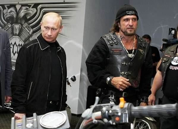 «Ночные волки» сделают народный мотоцикл