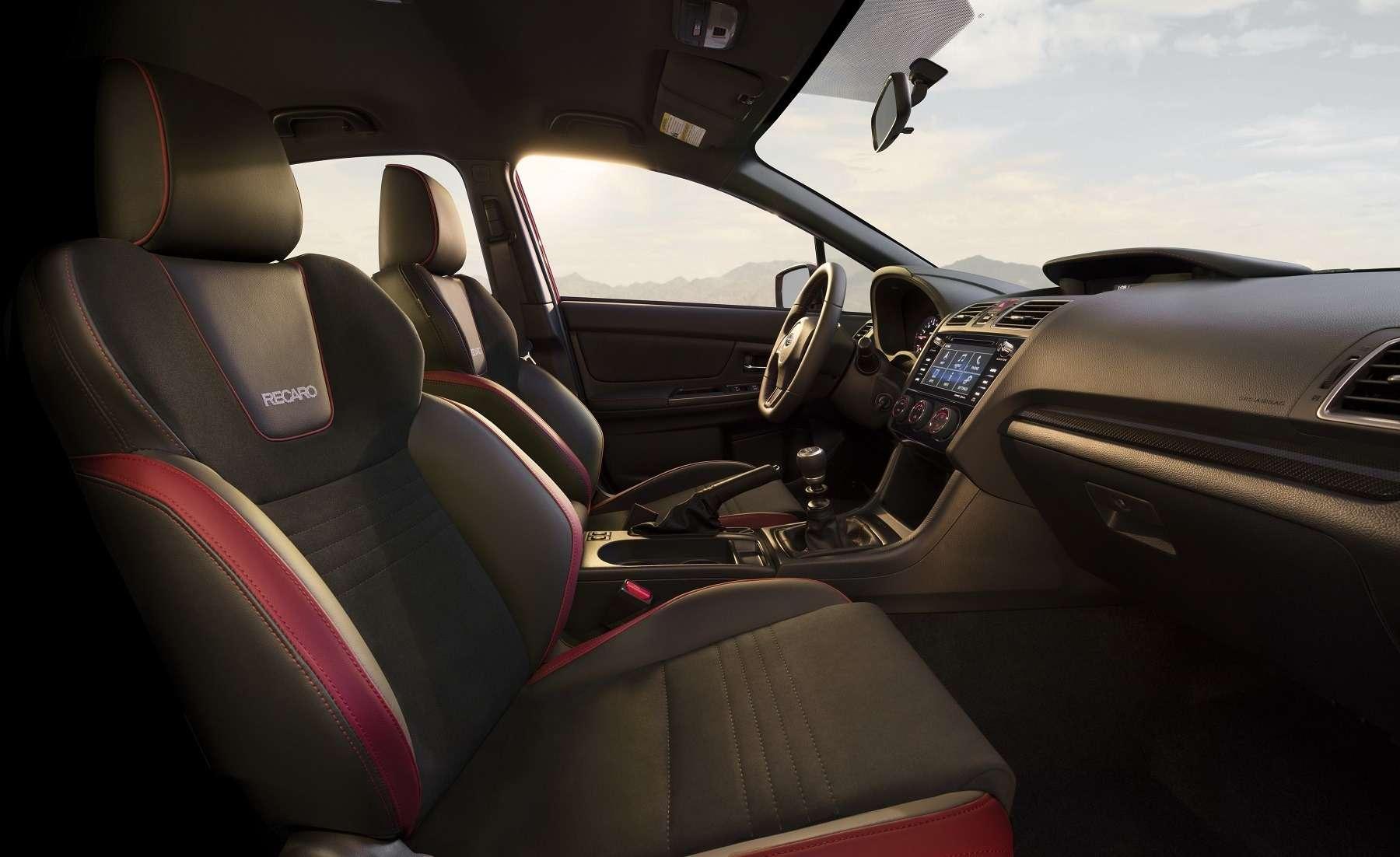 Электронный разум: Subaru WRX иWRX STI обновились— фото 689996