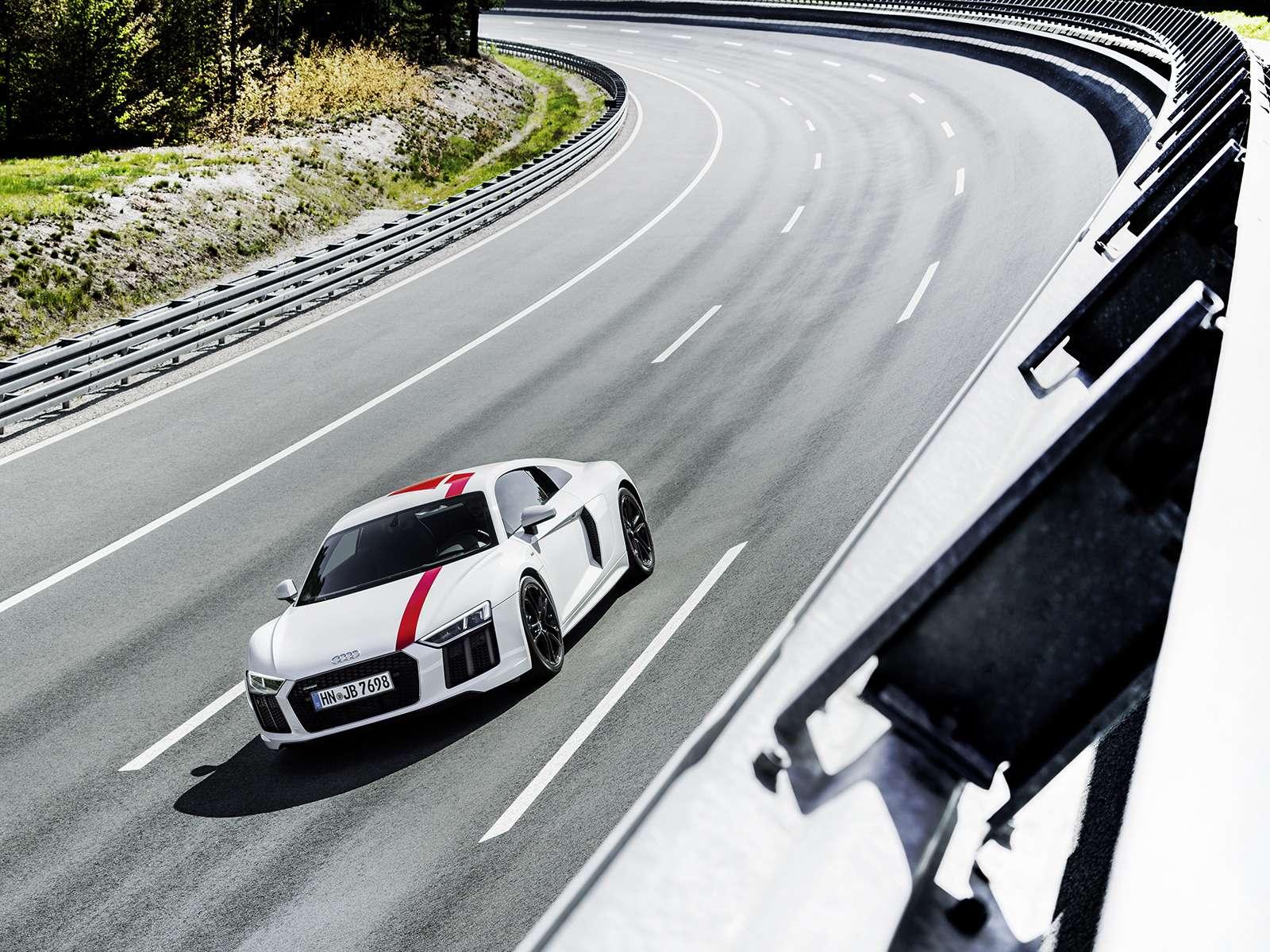 Audi показала свою первую заднеприводную модель— фото 793571