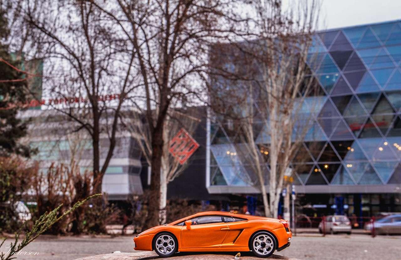 Город наладони: путешествие наминиатюрных автомобилях— фото 830408