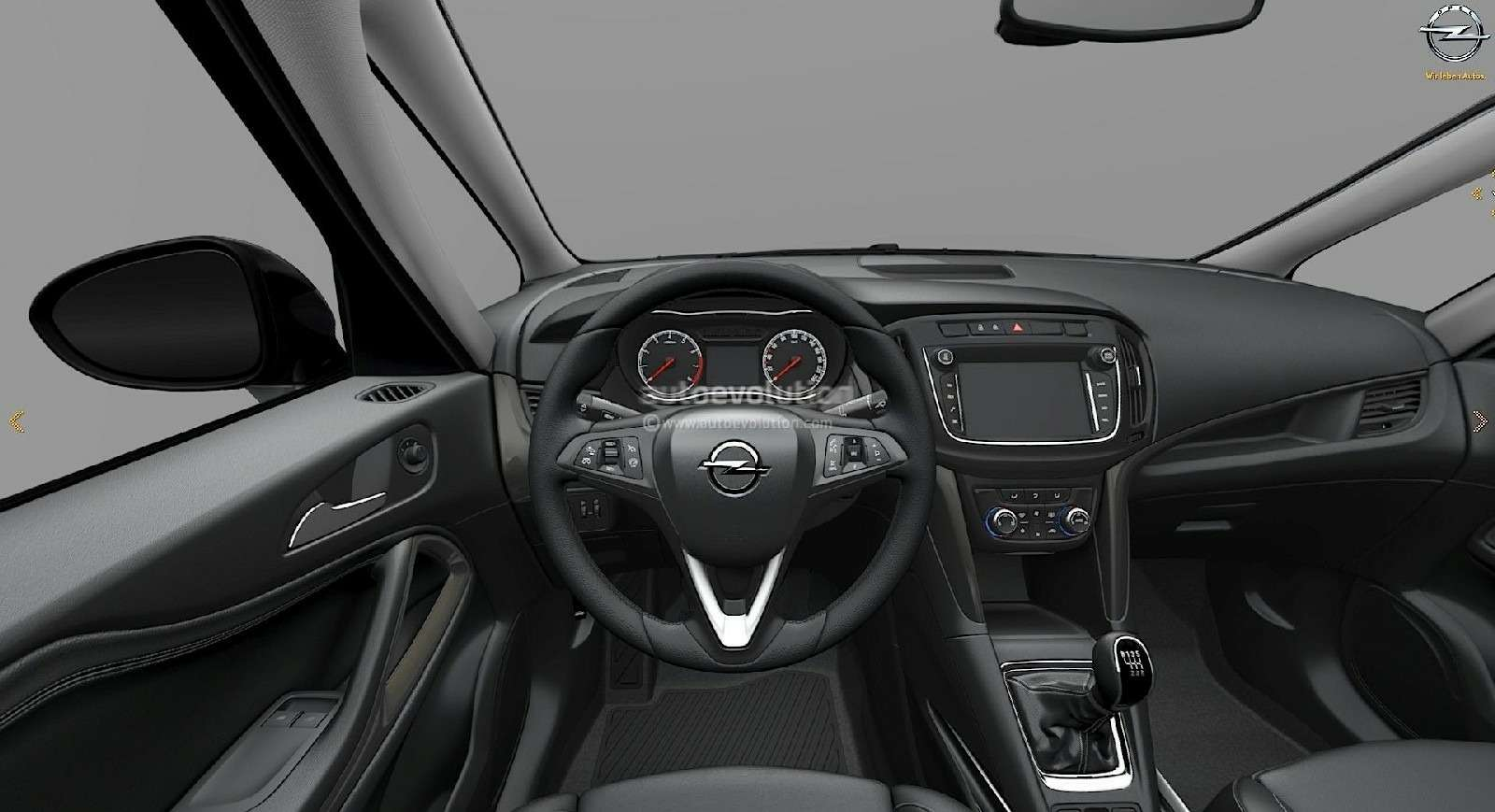 Opel Zafira останется без «бумерангов»— фото 592028