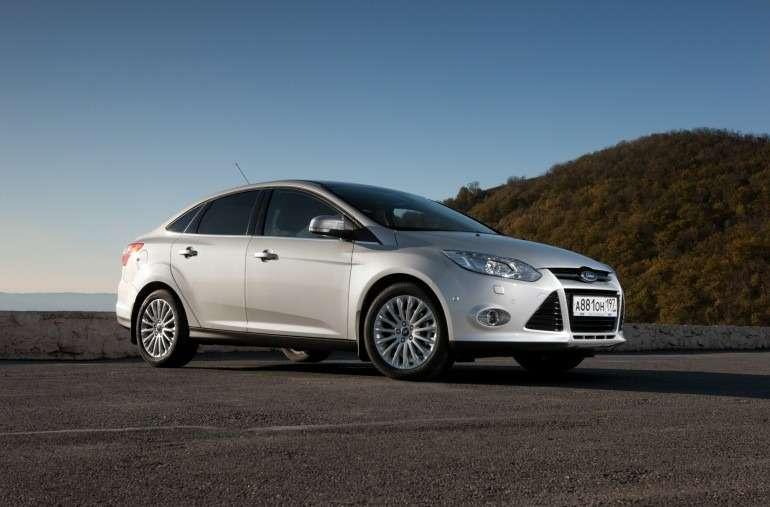 Ford поставил рекорд попадению продаж вРоссии
