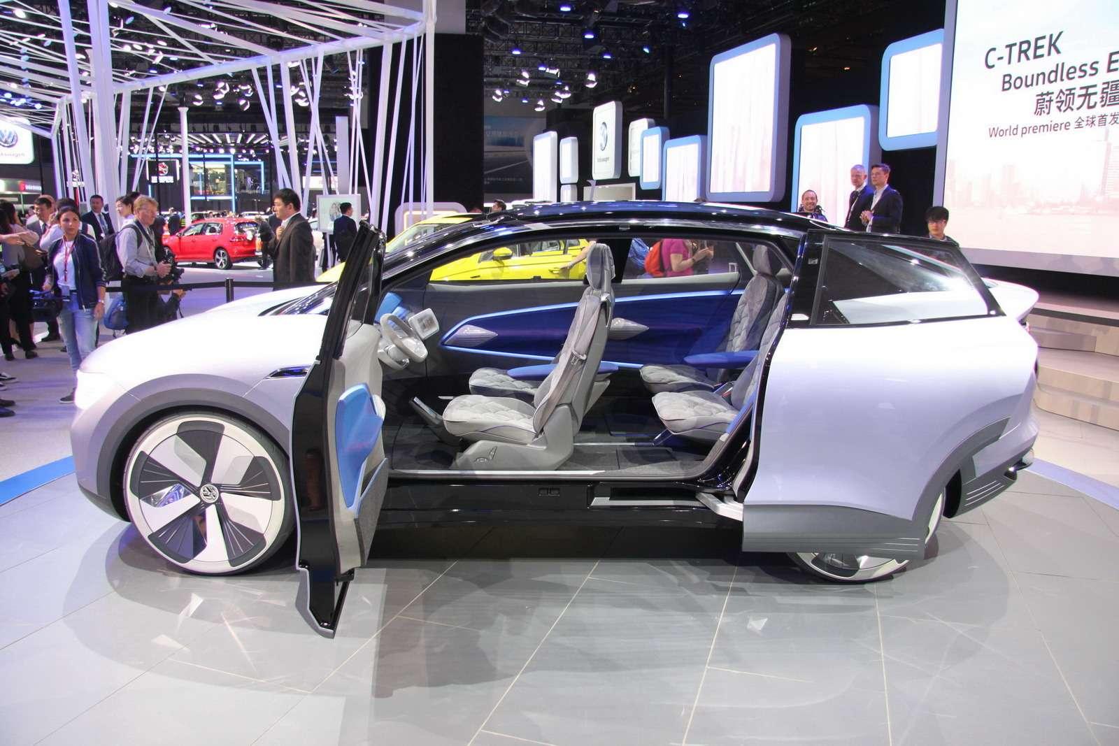 Новый Tiggo 5, будущая Camry идругие: онлайн-трансляция сШанхайского автосалона— фото 739207