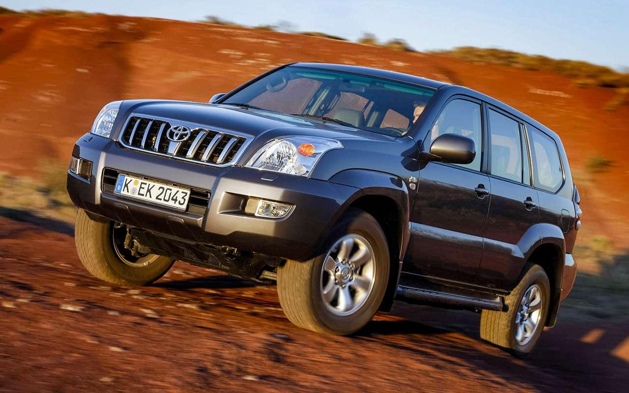 Что взять за1500000 руб.: новый Дастер против 22-летнего Mercedes G300— фото 1260713