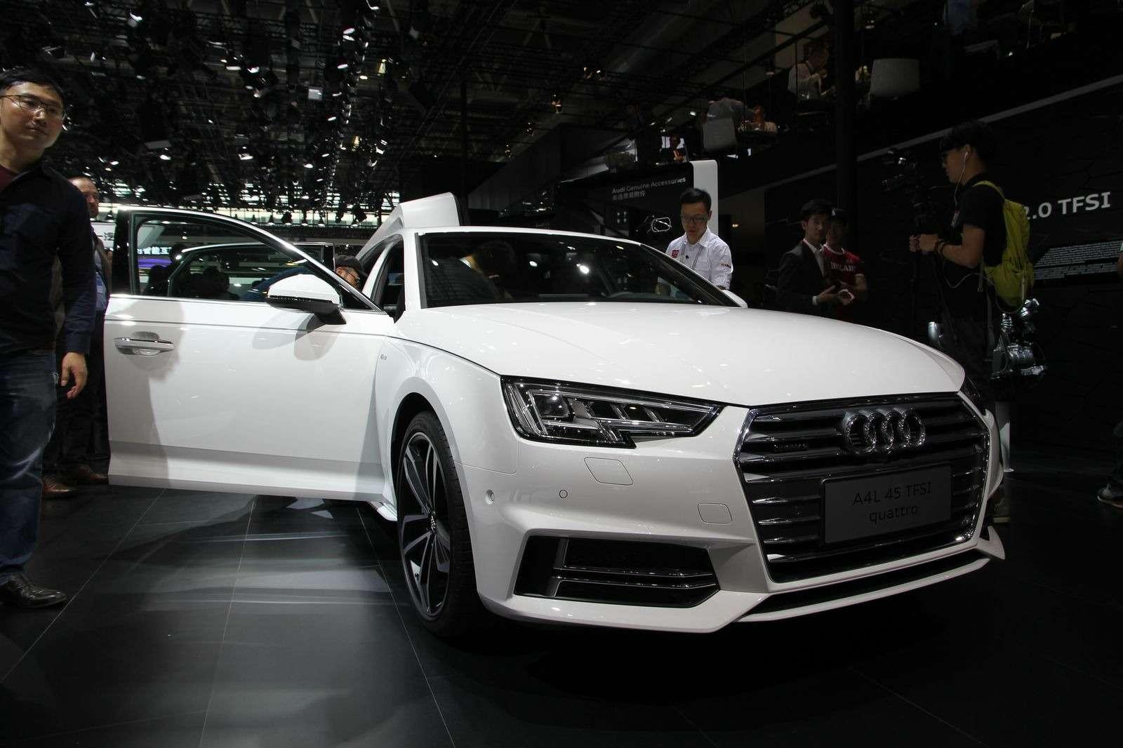 Audi A4L: немецкая щедрость вобмен наюани— фото 580289