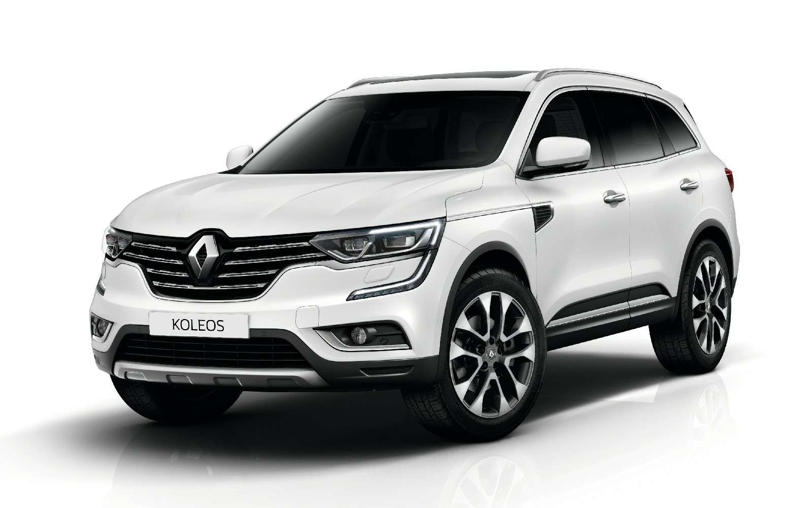 Новый Renault Koleos: только 5мест икитайская сборка— фото 580030