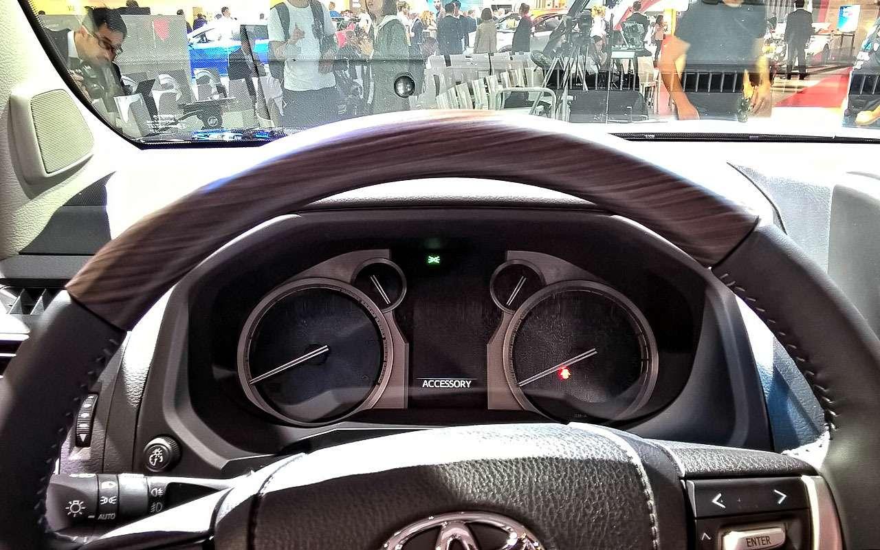 Новый Duster идругие премьеры автосалона воФранкфурте: онлайн-трансляция. Часть 1— фото 793862