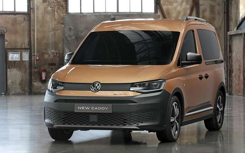 VWначал продажи вРоссии нового внедорожного кемпера