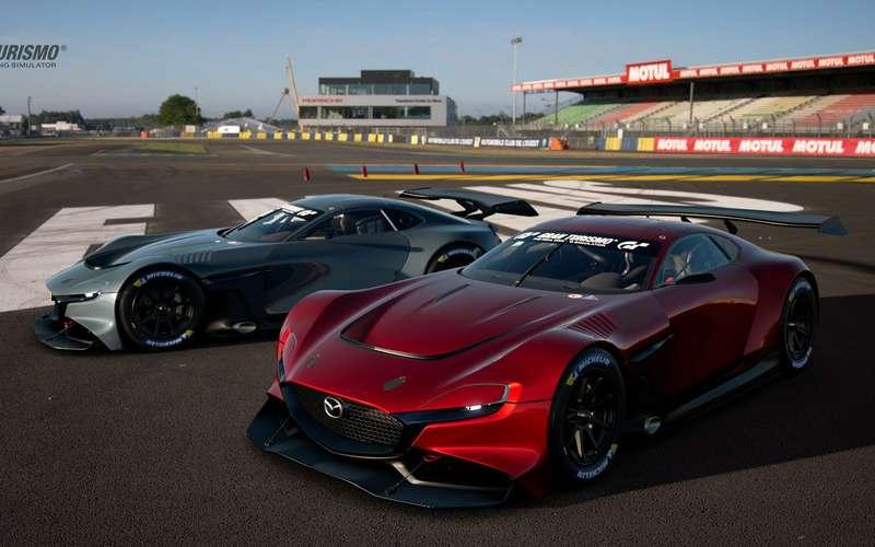 Вышла новая Mazda. Ееможно скачать