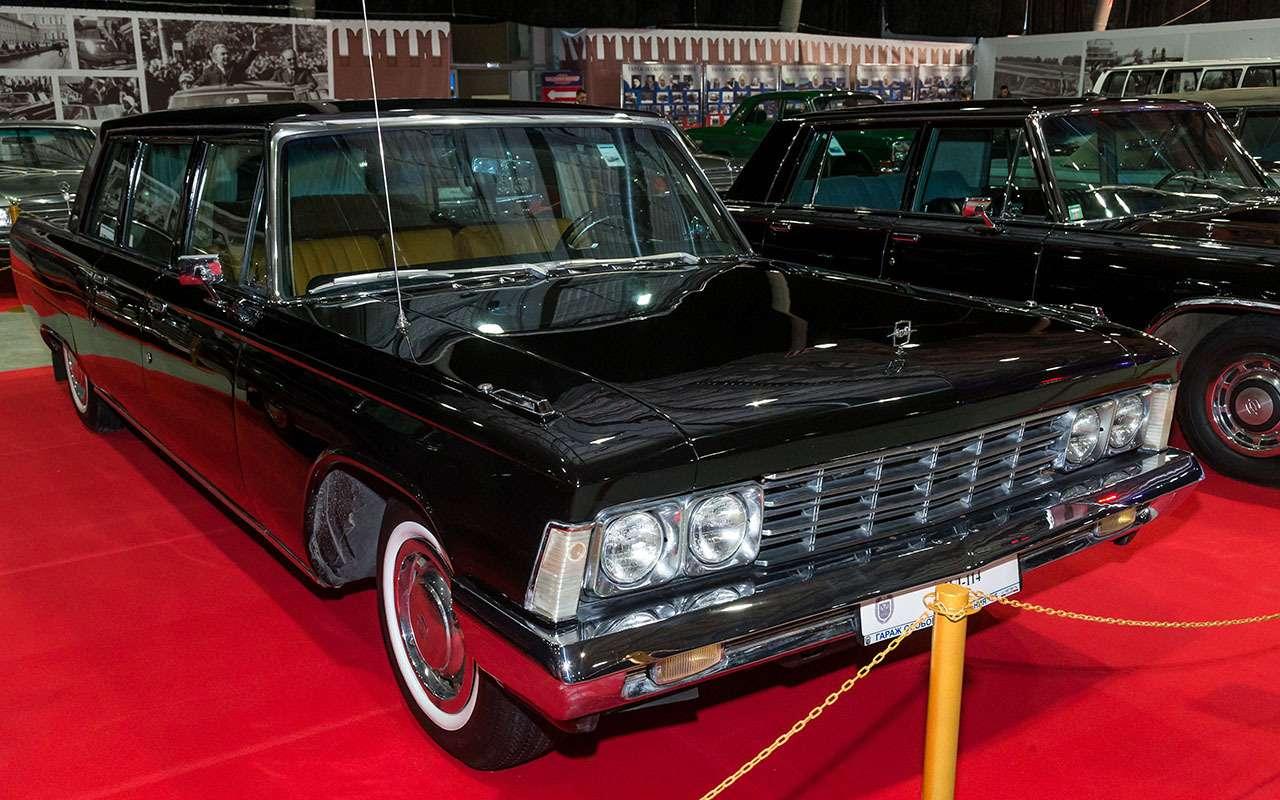 12советских автомобилей сАКП. Да, ихбыло много!— фото 1116445